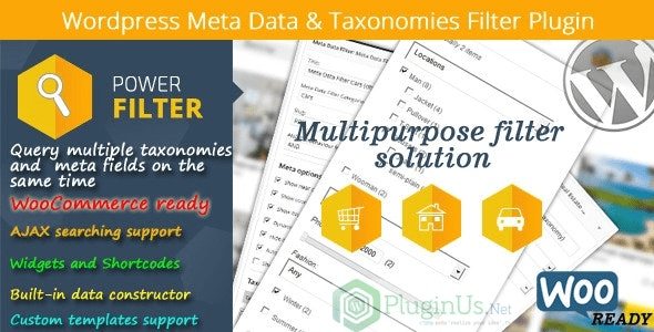 MDTF - WordPress Meta Data Filter & Taxonomies Filter