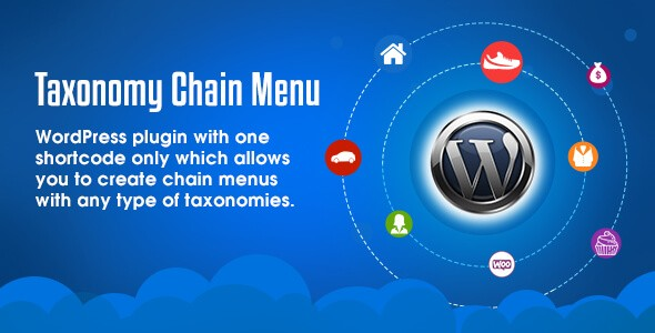 Taxonomy Chain Menu